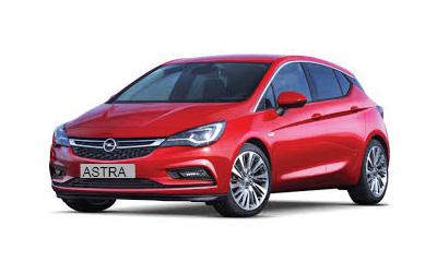 Opel Astra Cambio Automatico