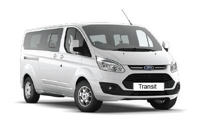 Ford Transit senza conducente