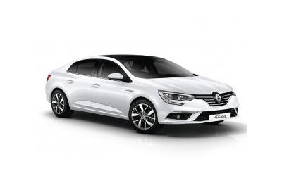 Renault Megane Macchina Automatica