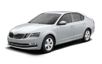 noleggio auto Skoda Octavia Romania