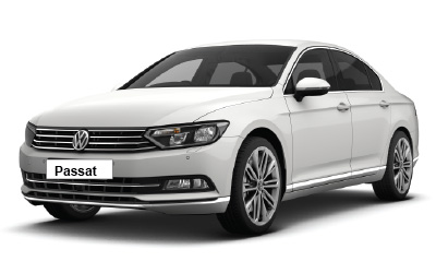 rent a car Volkswagen Passat Bucarest Airport Otopeni