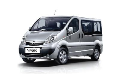 Opel Vivaro Multivan